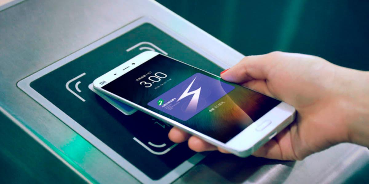 usos NFC Xiaomi