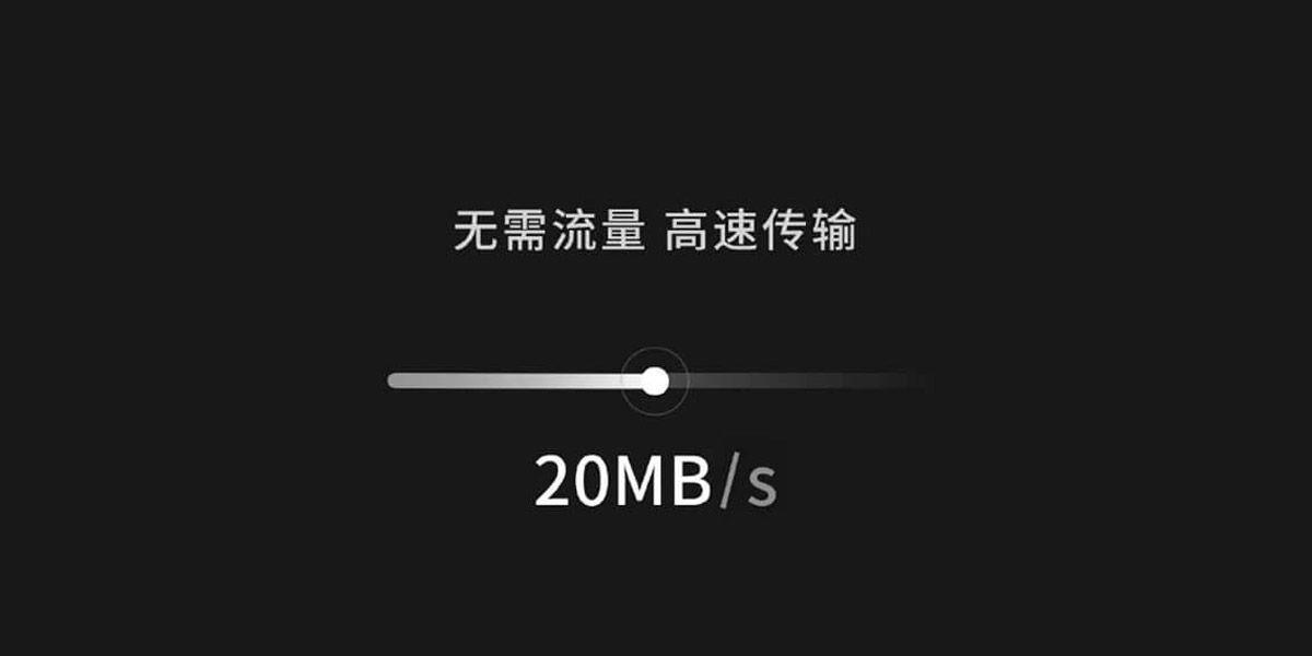 velocidad transferencia archivos xiaomi oppo vivo