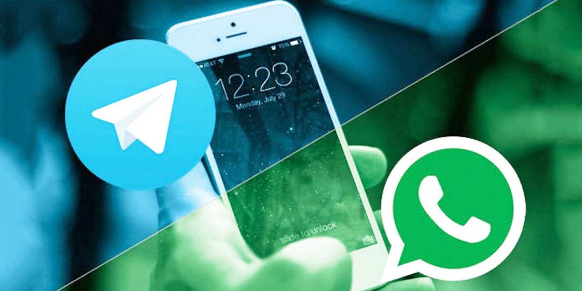 ventajas desventajas migrar whatsapp telegram