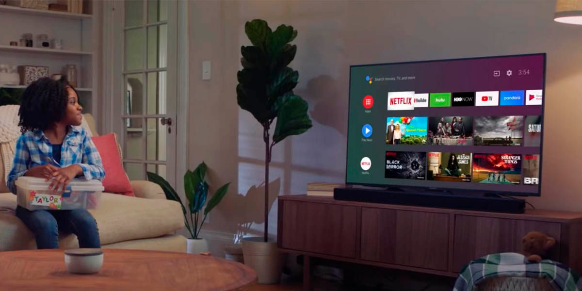 ver apple tv plus en android tv