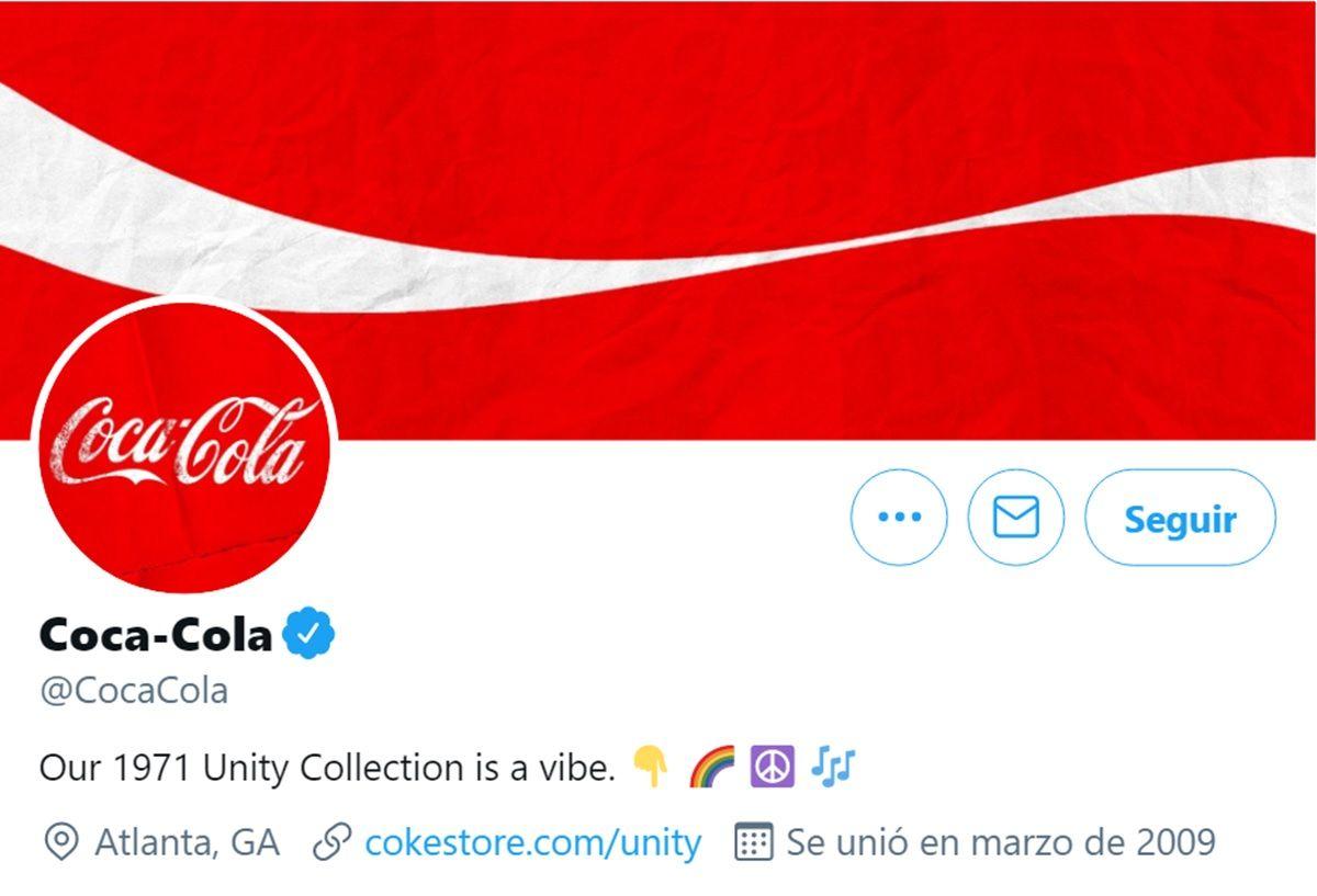verificacion twitter de cuenta de marca