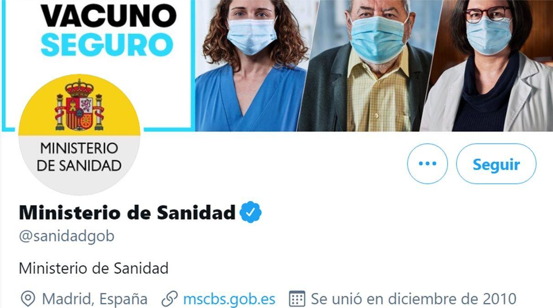 verificacion twitter de cuenta del gobierno
