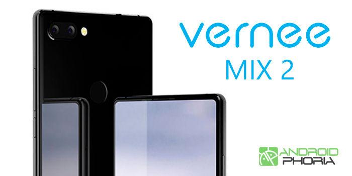 Vernee MIX 2 oferta promoción