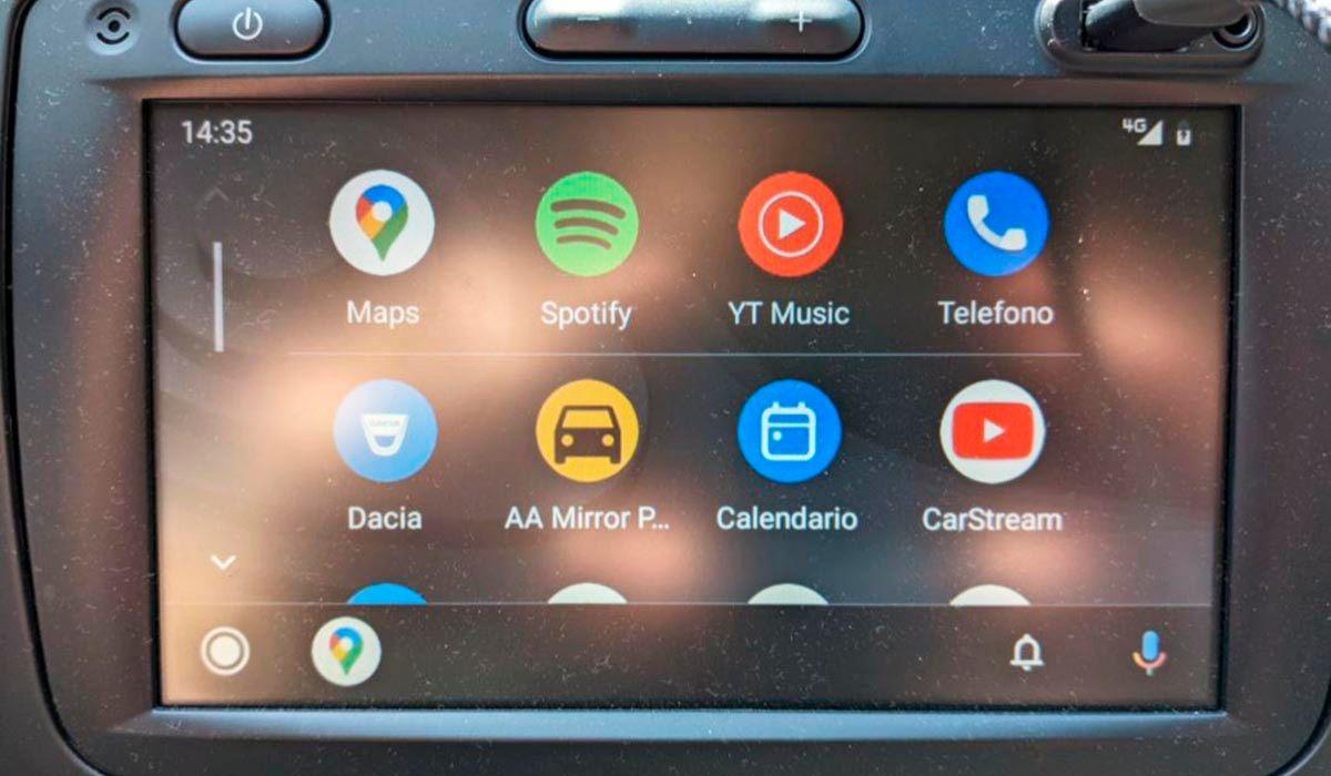 vídeo de tu móvil en Android Auto con Fermata Auto coche