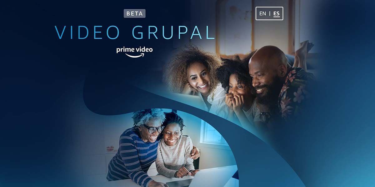 video grupal beta amazon prime españa probar