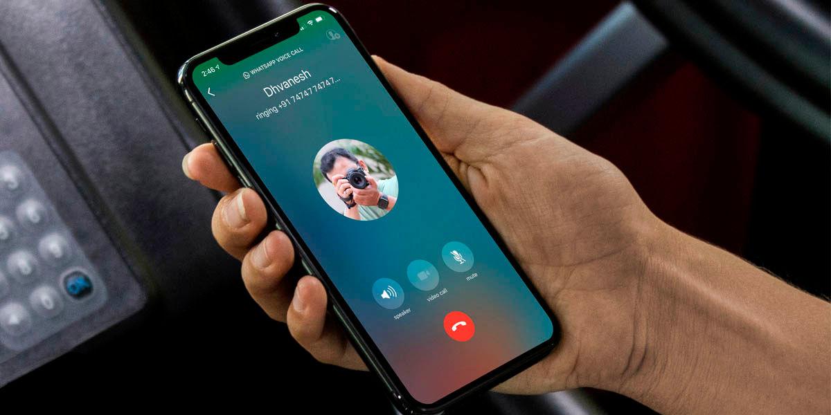 vídeollamada whatsapp con problemas