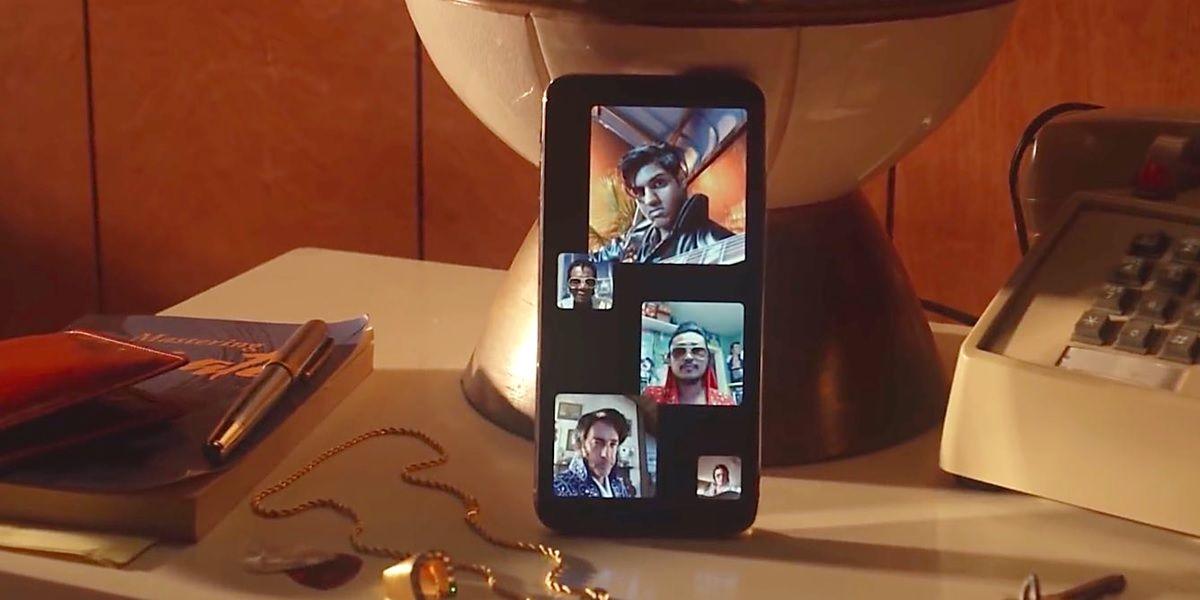 videollamadas grupales facetime