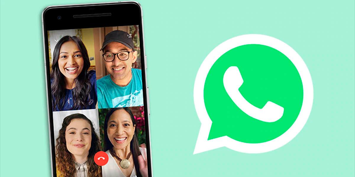 videollamadas grupales whatsapp nuevo botón