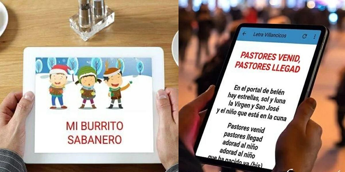villancicos navidenos app