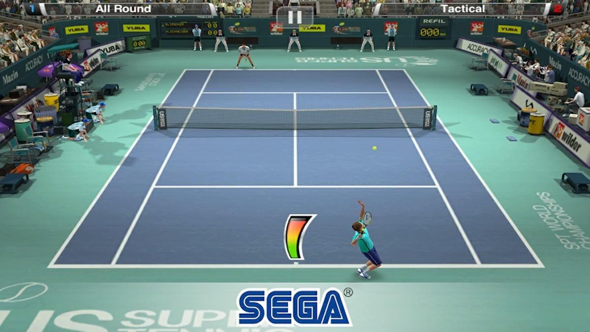 virtua tennis challenge android ios
