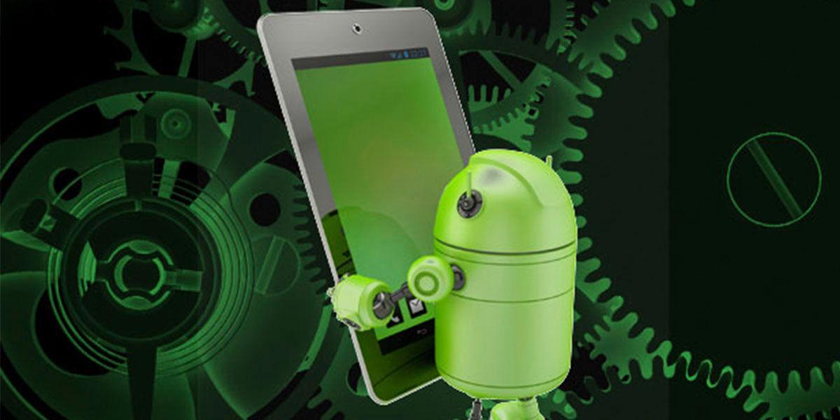 Volver a una versión anterior de Android