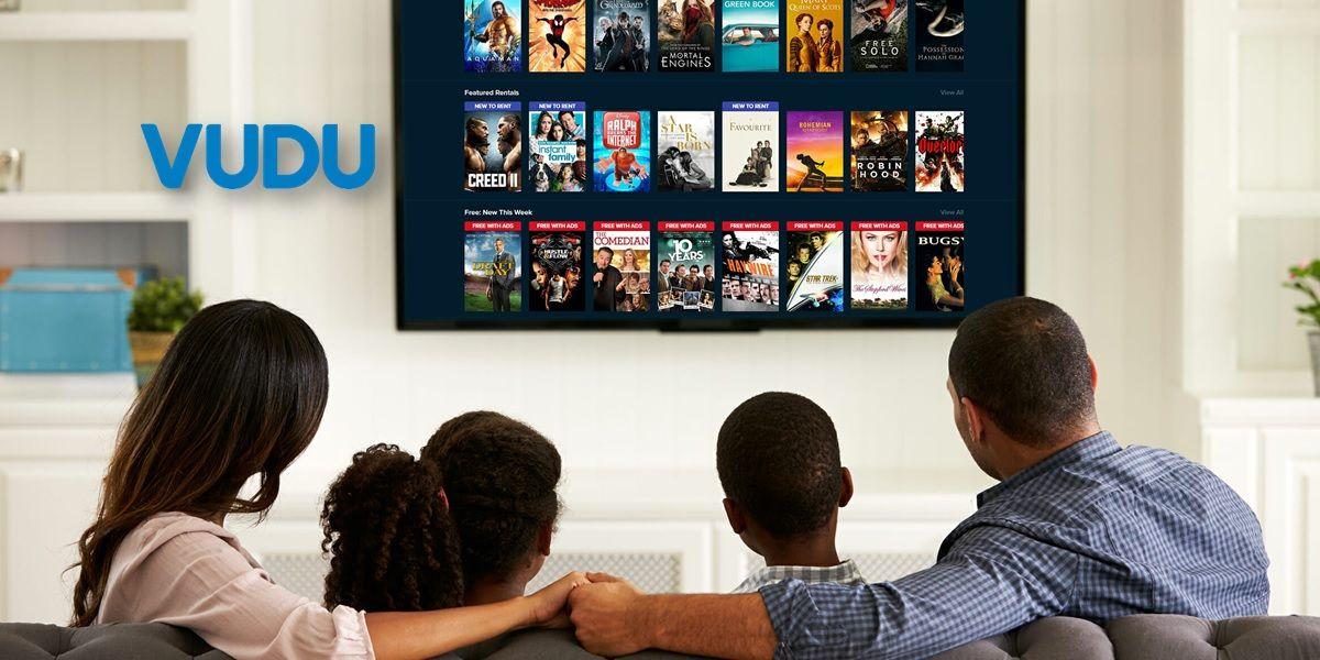 vudu en smart tv