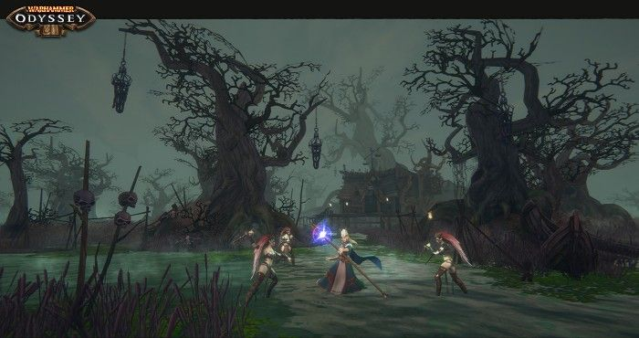 warhammer odyssey android estreno juego