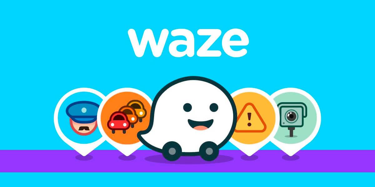 waze nueva guía de carril