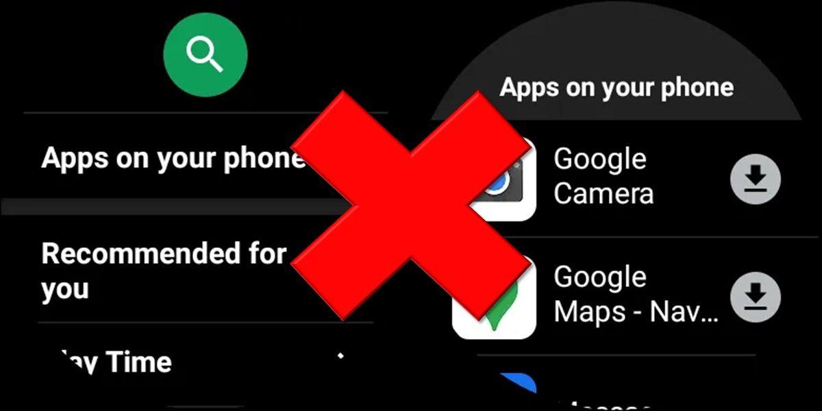 wear os no permite instalar apps fuera de su tienda