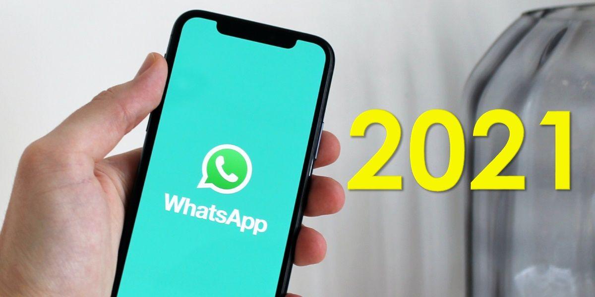 whatsapp 2021