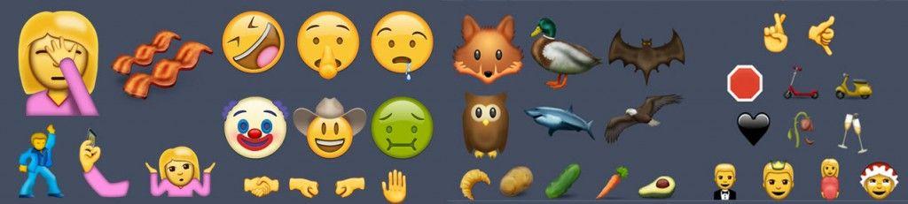 whatsapp añadirá nuevos emojis