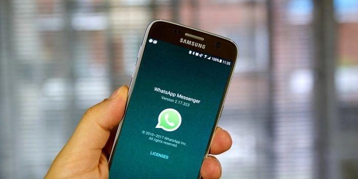 aplicación de mensajería WhatsApp