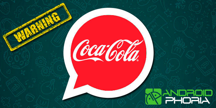 WhatsApp bulo CocaCola