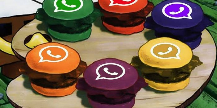 whatsapp colores estafa