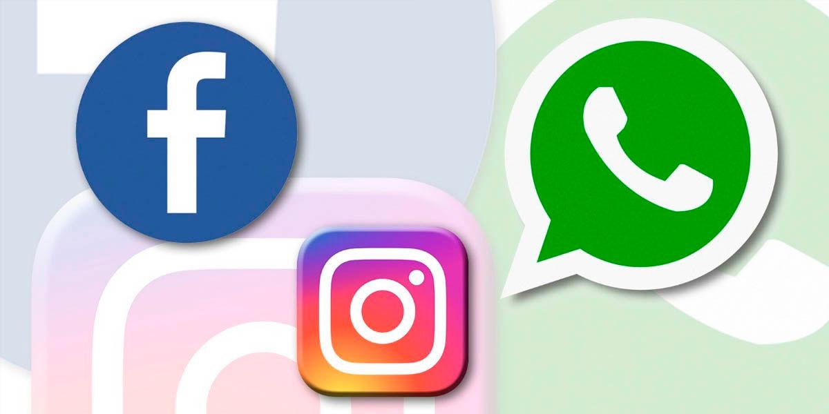 whatsapp comparte datos con facebook instagram