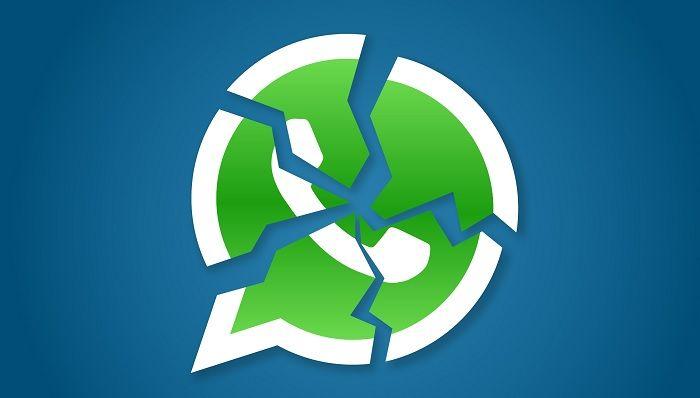 whatsapp crash