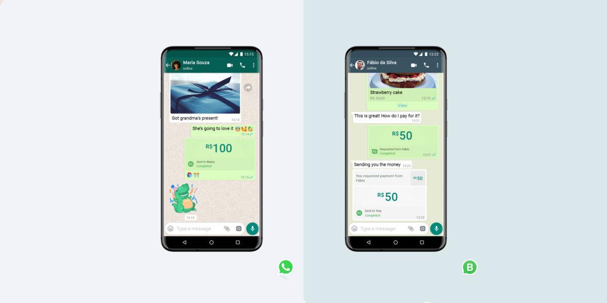 whatsapp pay brasil