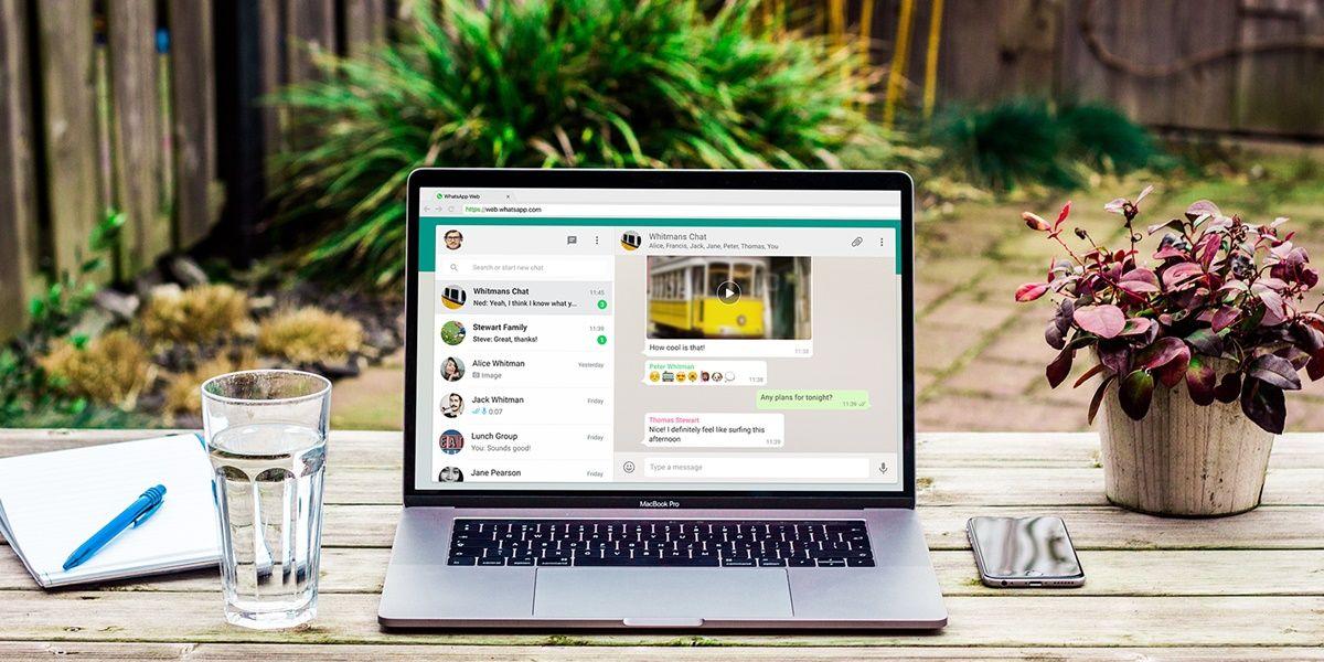 whatsapp web pronto tendra videollamadas