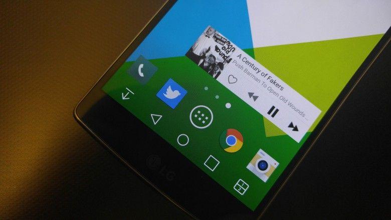 widget apple music android