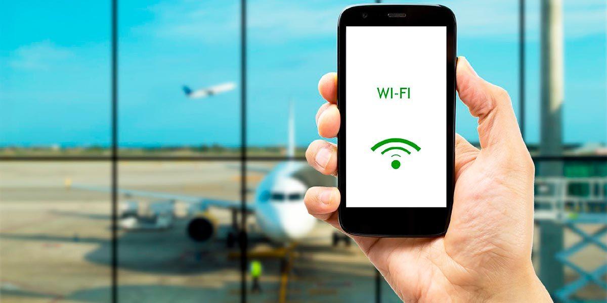 wifi aeropuerto