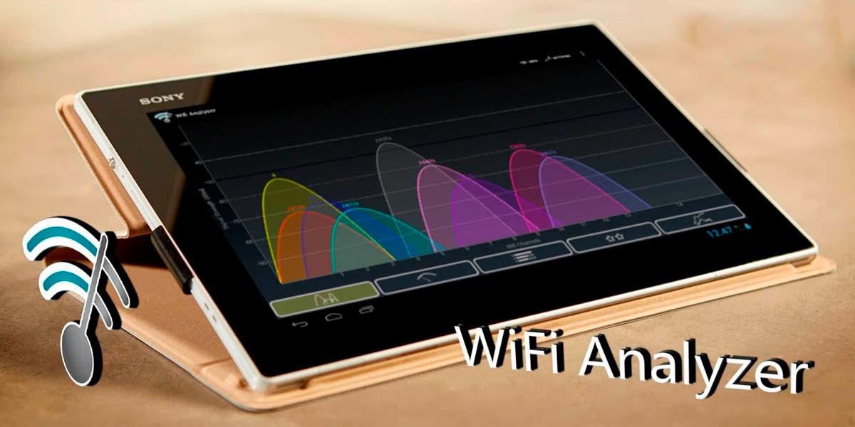 wifi analyzer usar mejorar señal router