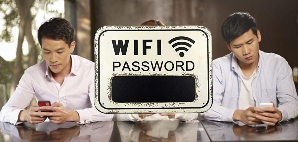 wifi con contrasena