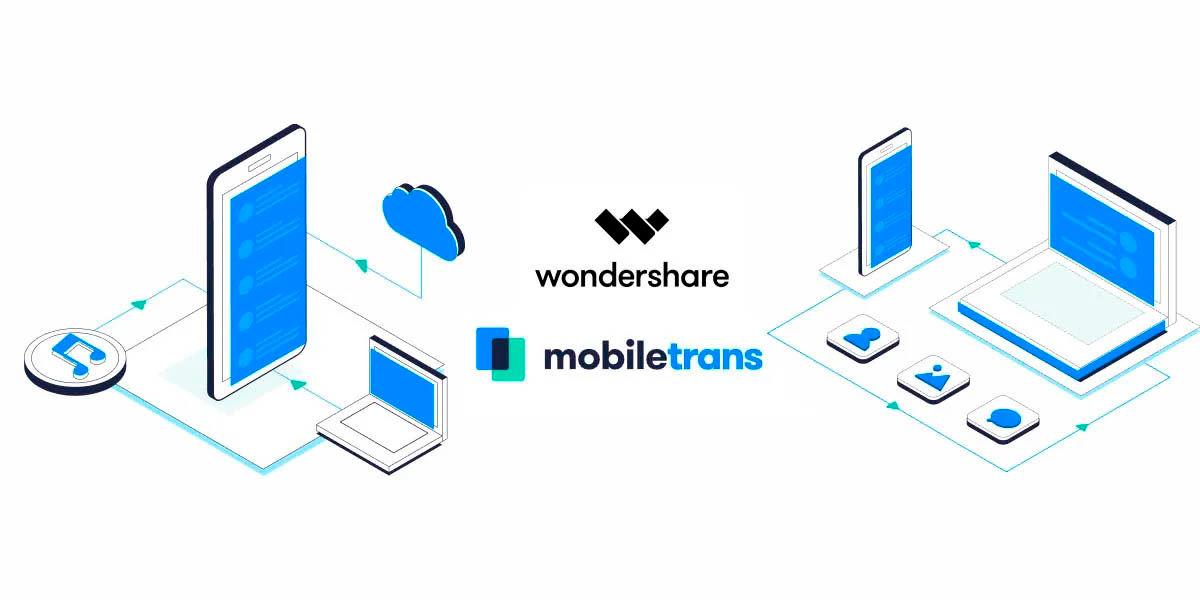 wondershare mobiletrans para transferir fácilmente tus datos de WhatsApp de un móvil a otro
