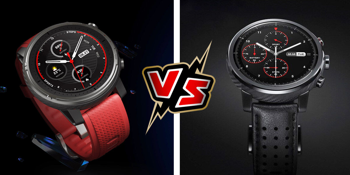 xiaomi amazfit stratos vs sports watch 3 comparativa diferencias