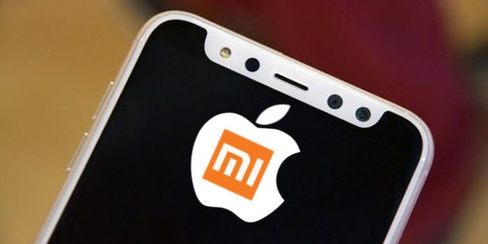 xiaomi copia apple mi7 mi8