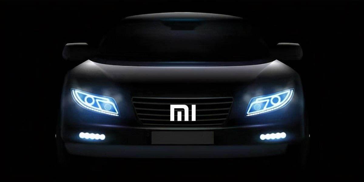 xiaomi fabricará coche eléctrico desde cero