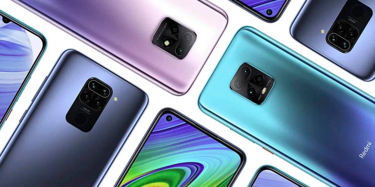 xiaomi lanza nueva familia Redmi 10X para competir gama media android 2020