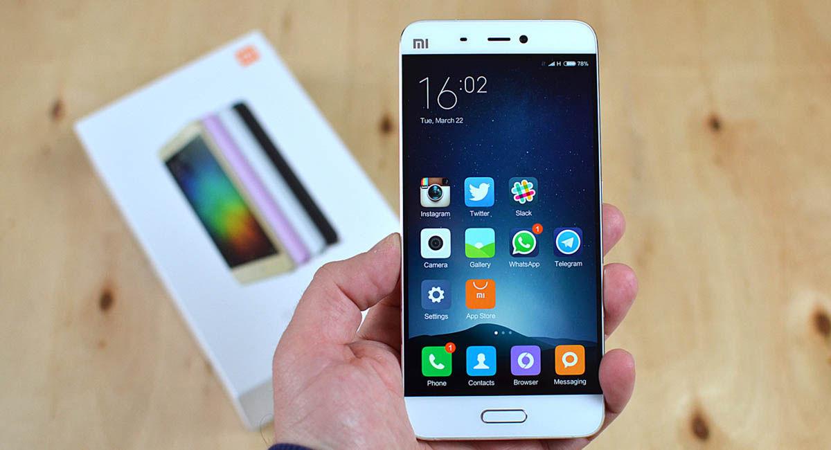 xiaomi mi 5 móviles más influyentes década 2011-2020