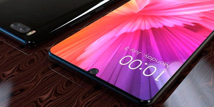 Xiaomi Mi 7 filtración diseño