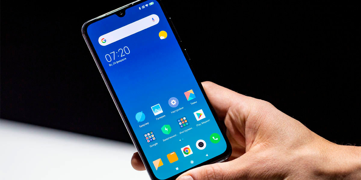 xiaomi mi 9 SE actualizar MIUI 11 Android 10