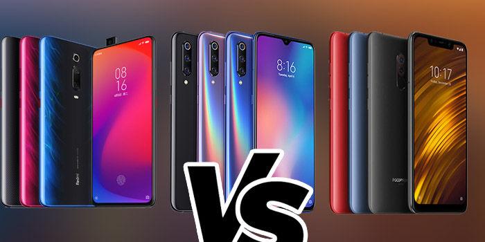 xiaomi-mi-9-vs-redmi-k20-pro-vs-pocophone-comparativa