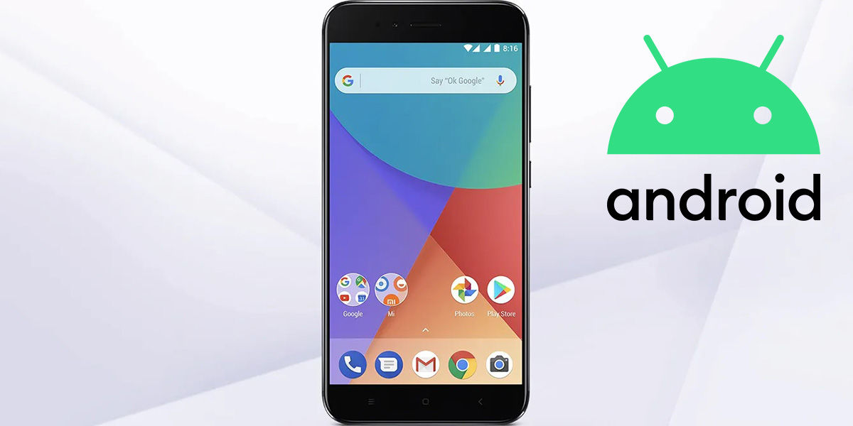 xiaomi mi a1 android 10