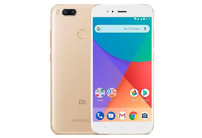 Xiaomi Mi A1 dorado comprar