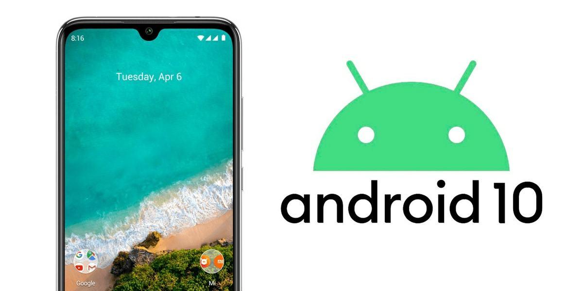 xiaomi mi a3 actualizacion oficial android 10