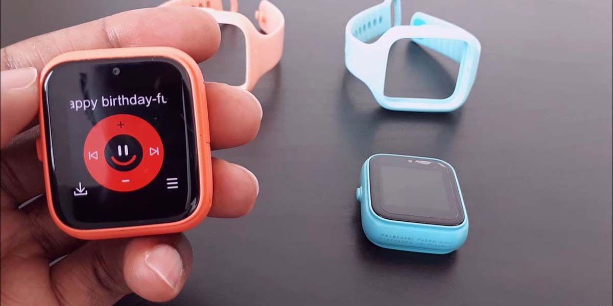 xiaomi mi bunny watch 4 smartwatch