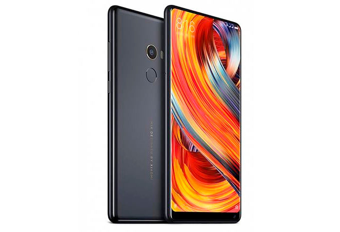 Xiaomi Mi Mix 2 diseño