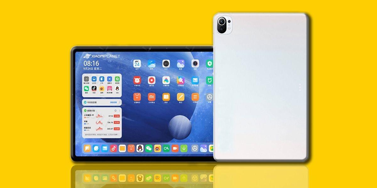 xiaomi mi pad 5 se lanzara en agosto