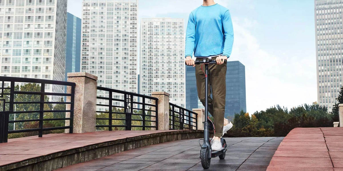 xiaomi mi scooter lite patinete eléctrico asequible que anda 20 km