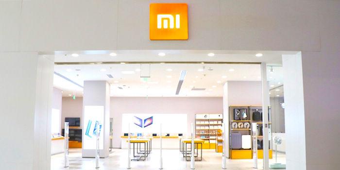 Xiaomi tienda física