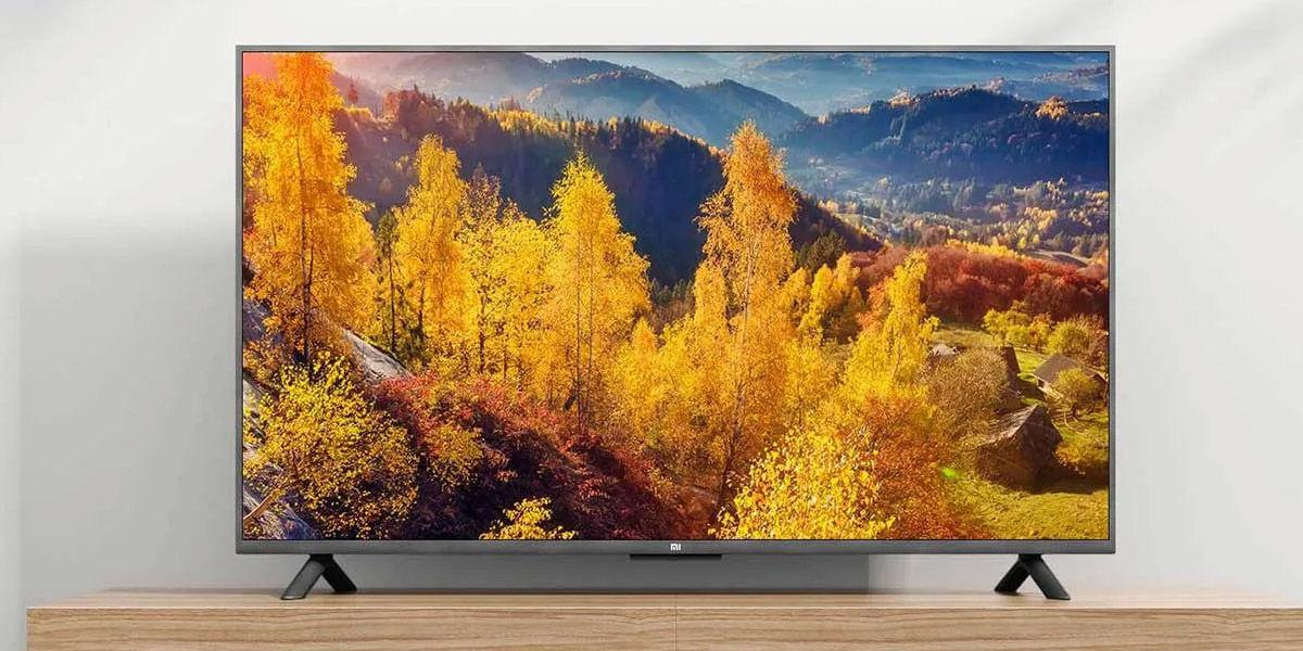 xiaomi mi tv 4s diseño